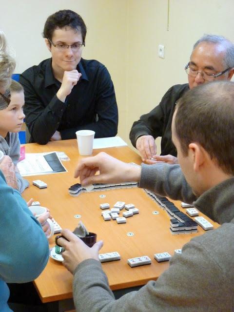 Mahjong essonne