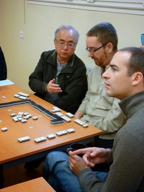 Mahjong à palaiseau