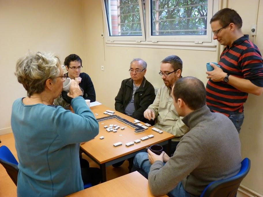 Mahjong palaiseau