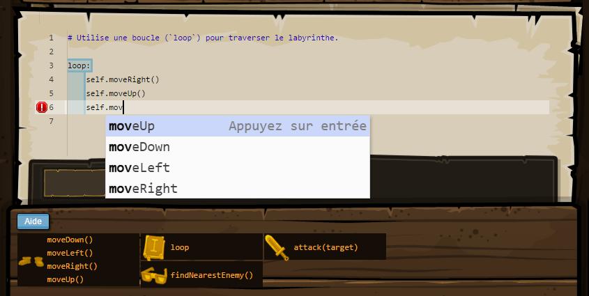 Code-Combat-Saisie